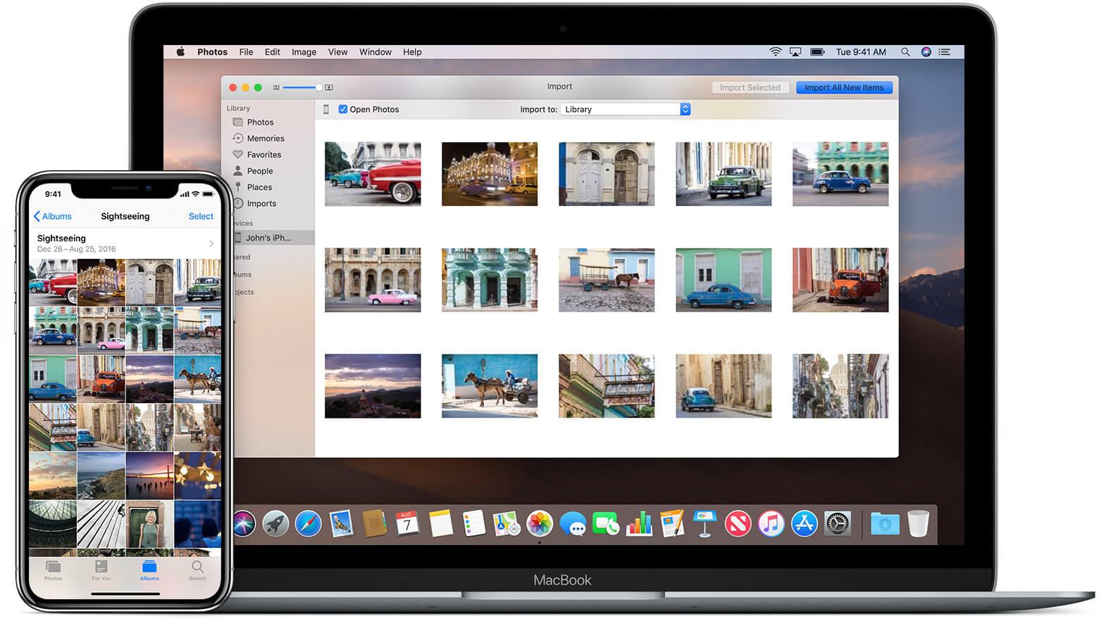 写真がiPhoneからMacに効果的にインポートされない問題を修正する方法Appleガジェット