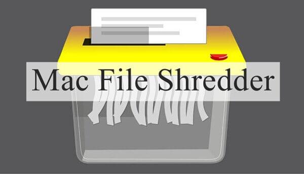 Macファイルシュレッダー