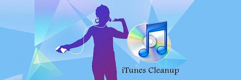 iTunesのクリーンアップ