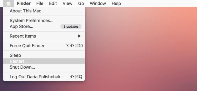 Macを再装着してMacをスピードアップ