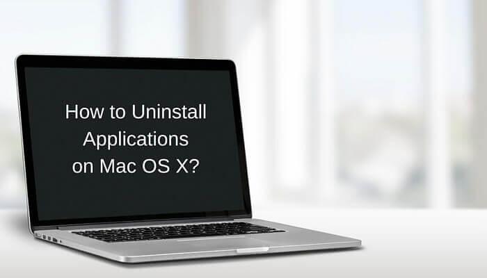 Macのアプリをアンインストールする方法