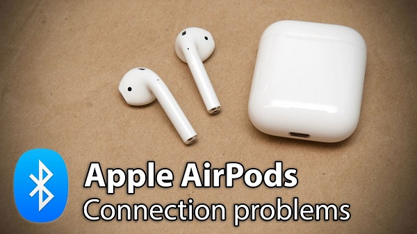 AirpodがMacから切断され続ける