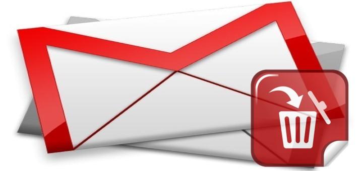 Gmailメールを完全に削除する方法