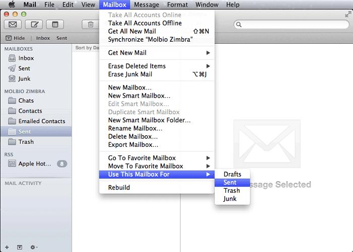Gmailメッセージを削除する