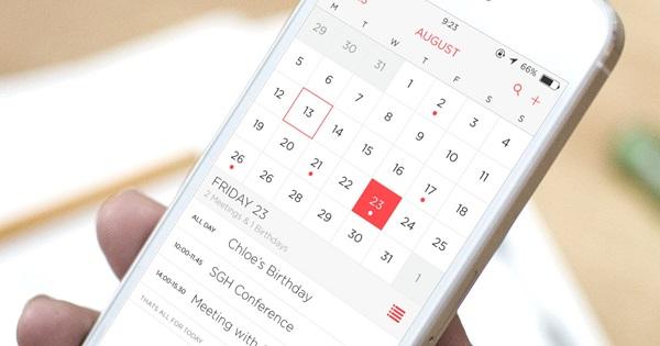iPhoneカレンダーがMacと同期しない